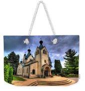 St. Sava Weekender Tote Bag