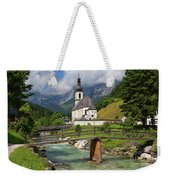 St. Sebastian Church Weekender Tote Bag