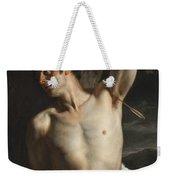 St. Sebastian Weekender Tote Bag