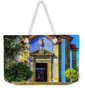 St. Sebastian's Chapel Weekender Tote Bag
