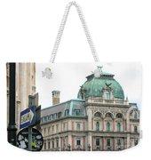 St Stephens Square One Way Vienna Weekender Tote Bag