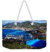 St. Thomas - Caribbean Weekender Tote Bag