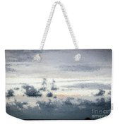 St Thomas - Sunset Over A Small Island Weekender Tote Bag