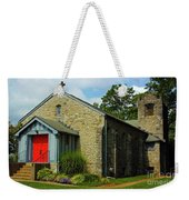 St. Timothy's Episcopal Church Weekender Tote Bag