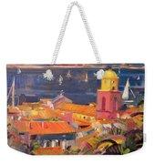 St Tropez Sailing Weekender Tote Bag
