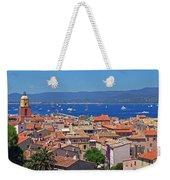 St-tropez Skyline Weekender Tote Bag by Corinne Rhode