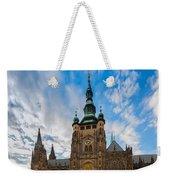 St  Vitus Cathedral In Prague Weekender Tote Bag