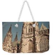 St Vitus Cathedral Prague Weekender Tote Bag
