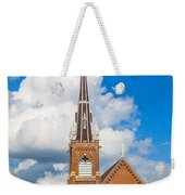 St Wenc On A Bright Summer Day Weekender Tote Bag