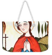 St. Zita - Aozit Weekender Tote Bag