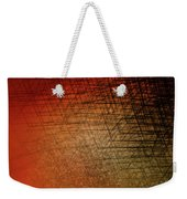 Stacked Boxes-sunset Weekender Tote Bag