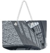 Stadium Abstract Weekender Tote Bag