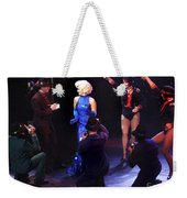 Stage Show Paparazzi Weekender Tote Bag