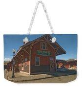 Stagecoach Transportation  Weekender Tote Bag