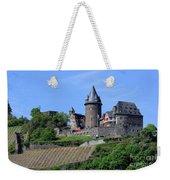 Stahleck Castle In The Rhine Gorge Germany Weekender Tote Bag