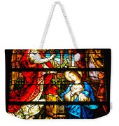 Stained Glass - Cape May Weekender Tote Bag