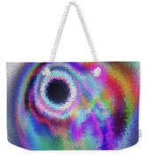 Stained Glass Morph #107 Weekender Tote Bag