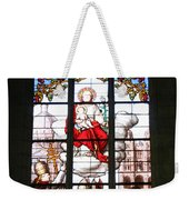 Stained Glass Window Vi Weekender Tote Bag