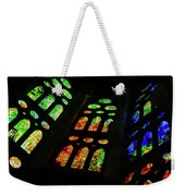 Stained Glass Windows -  Weekender Tote Bag