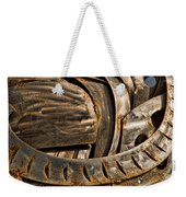 Stainless Abstract IIi Weekender Tote Bag