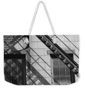 Stair Shadows Weekender Tote Bag