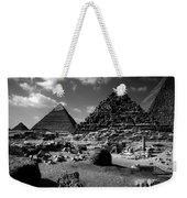 Stair Stepped Pyramids Weekender Tote Bag