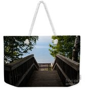 Staircase Of Tranquility Weekender Tote Bag