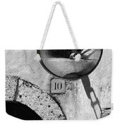 Staircase Reflection Weekender Tote Bag