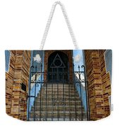 Stairs Beyond Weekender Tote Bag