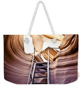 Stairs From Chaos Weekender Tote Bag