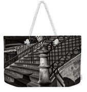 Stairs In The Markethall  Weekender Tote Bag