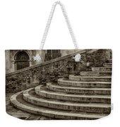 Stairs To Canal Bridge Venice_dsc1637_03012017  Weekender Tote Bag