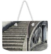 Stairs To Underground Weekender Tote Bag