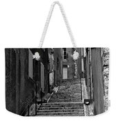Stairway In France Weekender Tote Bag