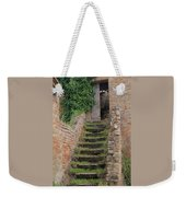 Stairway Less Traveled Weekender Tote Bag