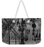 Stairway On Montmartre Weekender Tote Bag