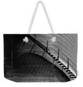 Stairway Shadow Weekender Tote Bag