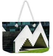 Stairway To Higher Learning Weekender Tote Bag