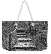 Stairway To Nature Weekender Tote Bag