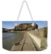 Staithes Weekender Tote Bag