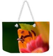 Stamen And Sunlight Weekender Tote Bag