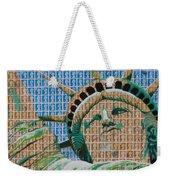 Stampue Of Liberty Weekender Tote Bag