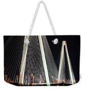 Stan Musial Veterans Bridge Weekender Tote Bag