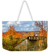 Stand By Me - Paint Weekender Tote Bag