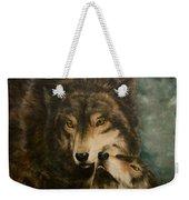 Stand By Me - Wolves Weekender Tote Bag