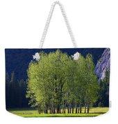Stand Of Trees Yosemite Valley Weekender Tote Bag