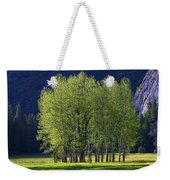 Stand Of Trees Yosemite Valley Weekender Tote Bag