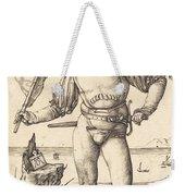 Standard Bearer Weekender Tote Bag