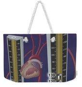Standards For Hypertension, Illustration Weekender Tote Bag