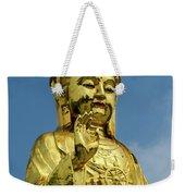 Standing Budda Weekender Tote Bag
